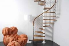 Reflex Tonda spiral stair kits