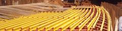 Rapidshor modular steel shoring system