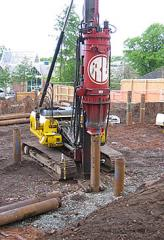 Tubular Steel Piles Unrestricted Access