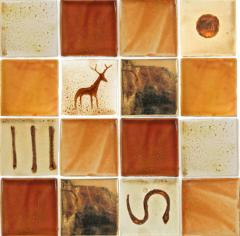 The Neolithic Mix Hand made Tiles