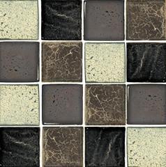 Urban Mix of Glazed Tiles