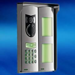 Door Entry - 1200 Series - Audio / Video Door