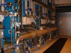 Ion Exchange Technologies Equipment