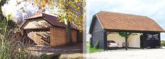 Bespoke Garages Range