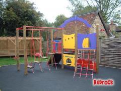 Bedrock Playground Equipment