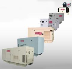 Scorpion Sterling Series range of Generators