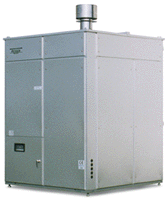 Yazaki CH-K Range: Gas-Fired Water Cooled Chillers