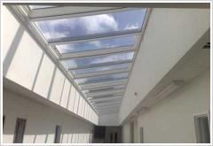 Sola Roof Glazing Glass