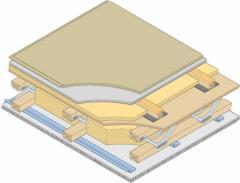 Monar floor Tri-Batten