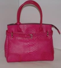 Texier Vendome Fuchsia Ladies Handbag 16810