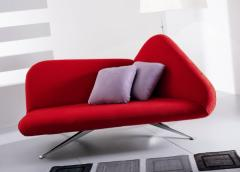 The Papillon sofa bed