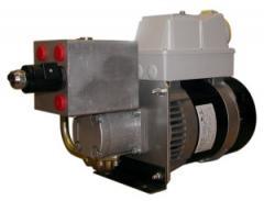 Generator, Hydraulic
