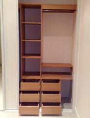 Space Saver Wardrobe Interiors