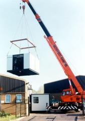 Packaged Boiler Houses: Heatpak