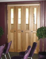 Handmade London doors