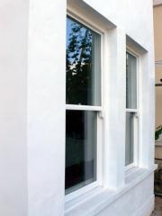Fiited handmade windows