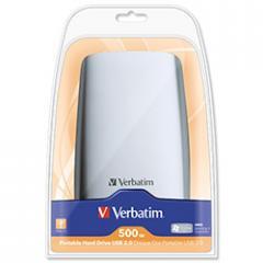 Verbatim Portable Hard Drive 2.5inch USB 2.0