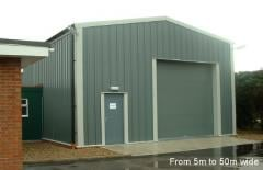 Small Steel Workshops