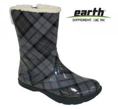 Earth Pride Grey Multi Boot