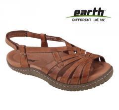 Earth Womens Imagine Alpaca Sandal
