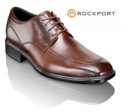 Rockport Mens Bvallee Classic Brown Shoe