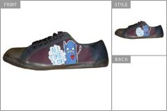 All Time Low Plimsoles