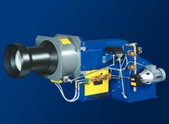 Low-NOx Burner Monoblock Pressure Jet