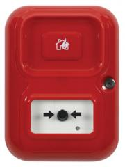 Alert Point - stand alone alarm system, red with
