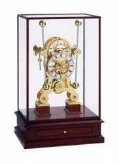 Skeleton Clocks The Grasshopper