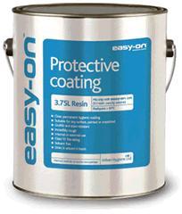 Easy-on asbestos encapsulation coating