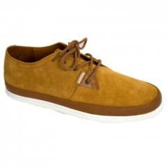 Pointer A.J.S II in Leather Tan and Bracken White