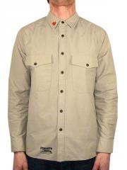 Alife Long Sleeve Button Down Work Shirt