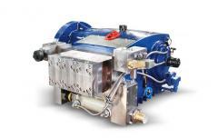 Water hydraulic system