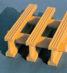 Pultruded Fibreglass Grating