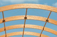 Standard Glued Laminated Timber Beams