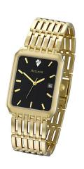 Accurist 9ct Gold GD1462 Men's Watch