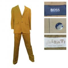 Mens Hugo Boss 2 piece suit