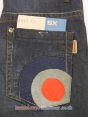Lambretta Target Pocket Jean