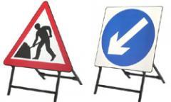 Reflex Rigid Sign