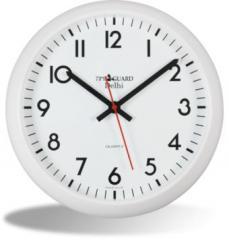 """DQ9 Delhi Quartz Clock - 9"""""""