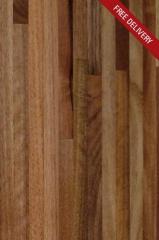 European Walnut Worktop 20mm Staves