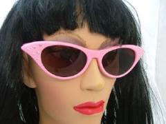 50's Diamonte glasses