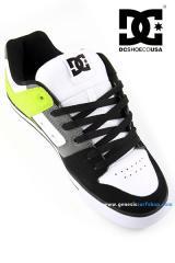 DC mens pure skate shoe