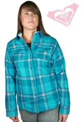 Roxy Plaidster shirt