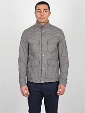 Soft Nylon Garment Dyed Jacket