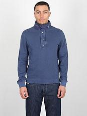 Concealed Hooded Sweatshirt