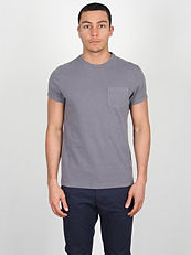 Jersey Cotton Short Sleeve T-Shirt