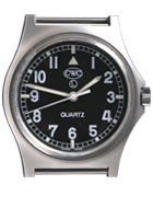 Cabot Watch Company Current British army quartz general service watch