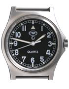 Cabot Watch Company Current British army quartz general service watch