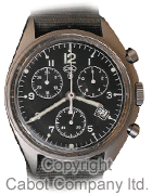 Cabot Watch Company Quartz chronograph military watch